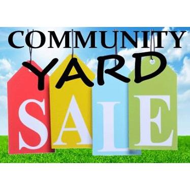 Community Yard Sale Adams Point Community Association Inc Of